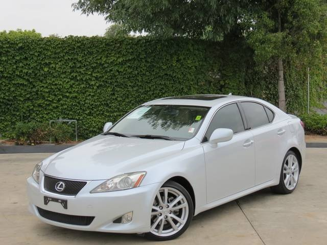 2007 Lexus IS #10