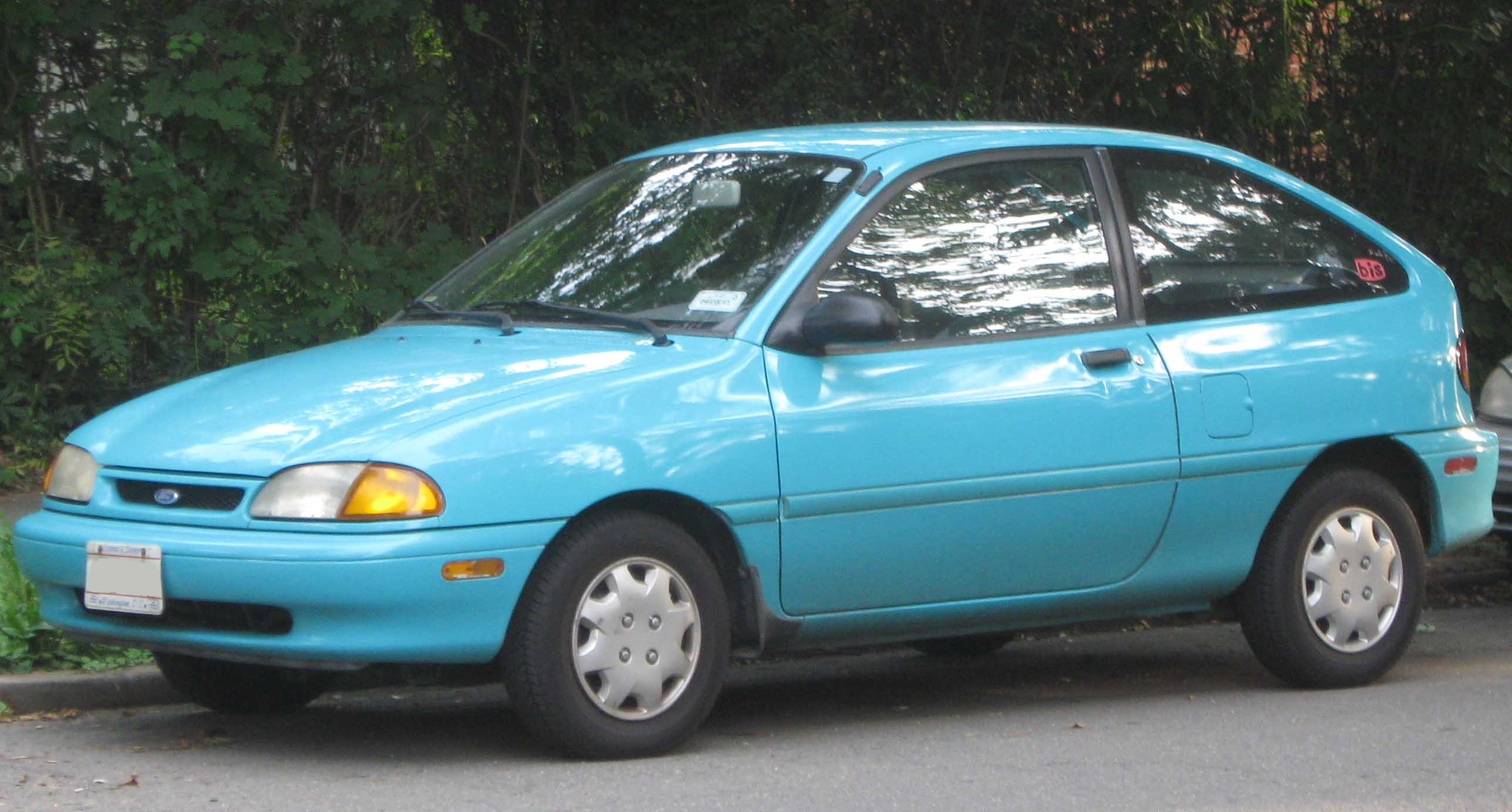 Ford Aspire #4