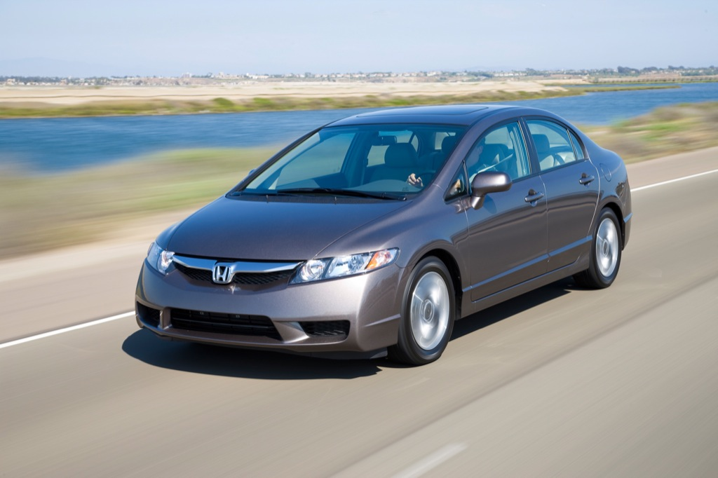 2010 Honda Civic #2