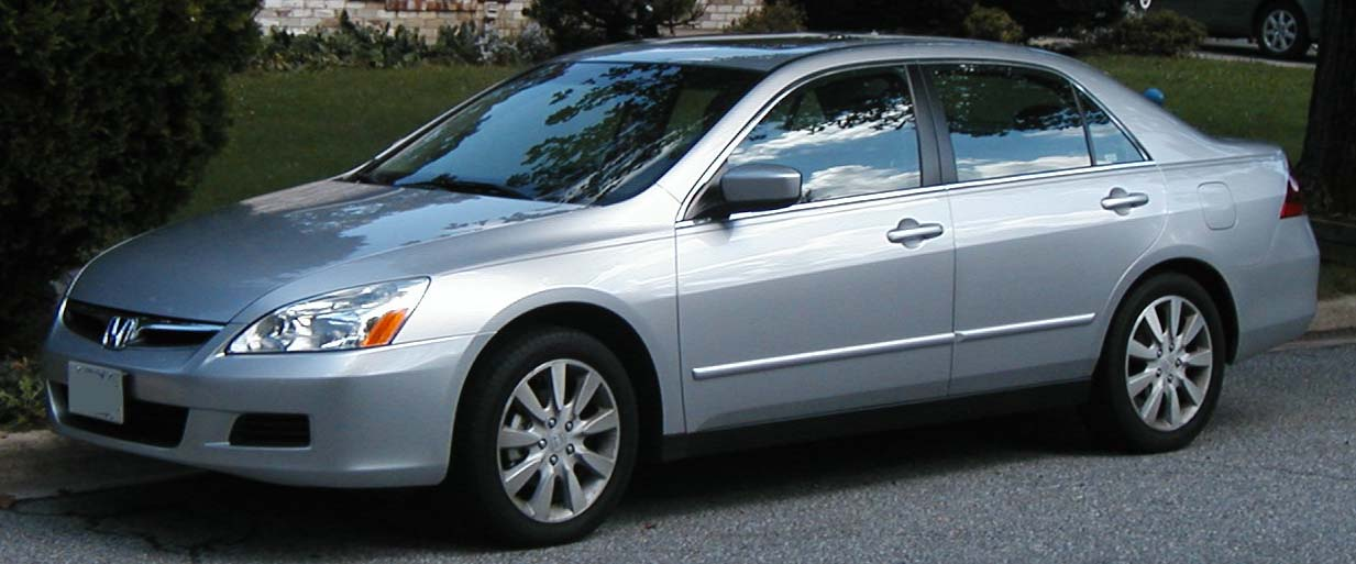 2006 Honda Accord #9