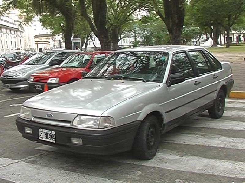 1993 Ford Versailles #7