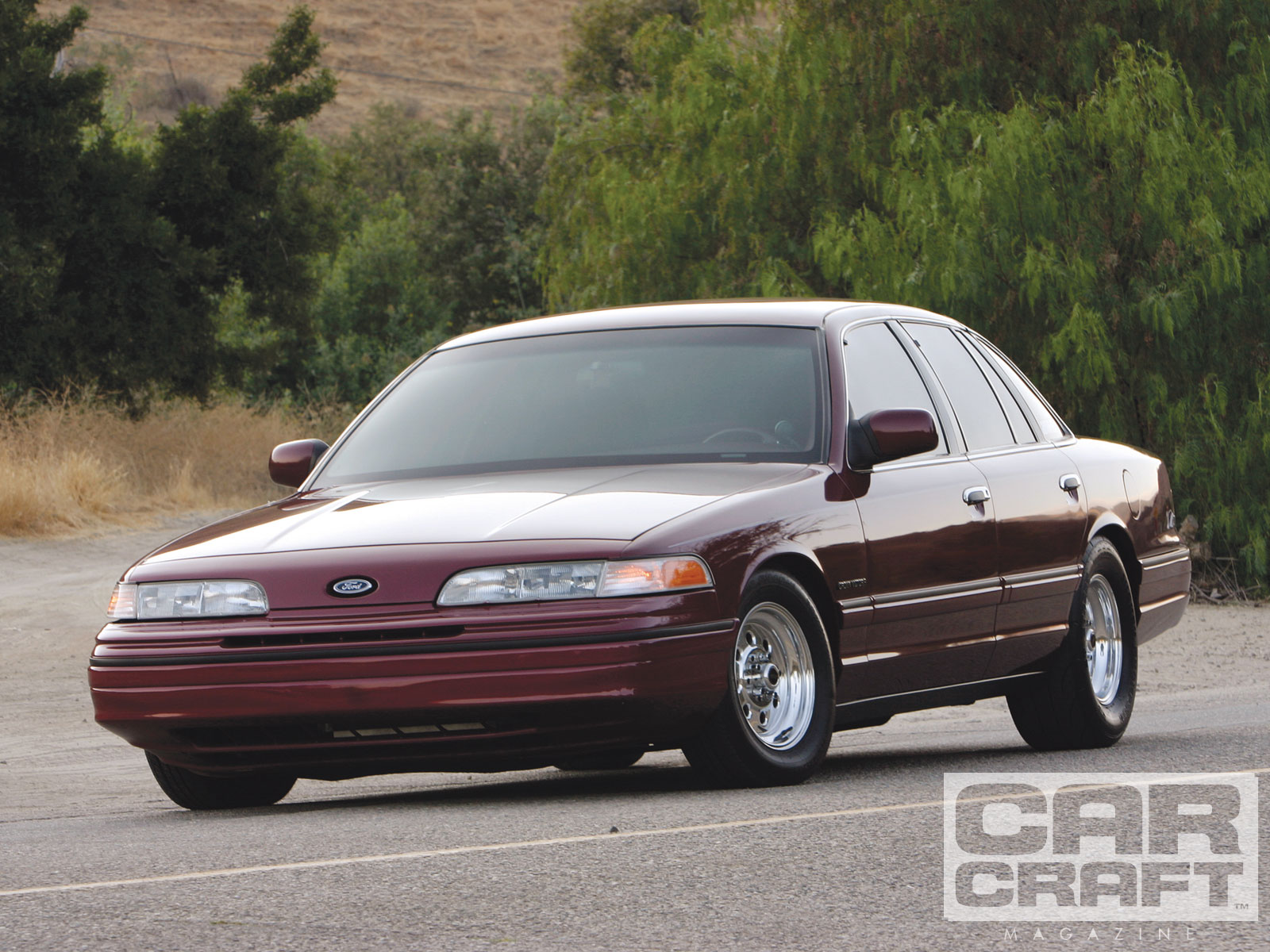 1992 Ford Crown Victoria #9