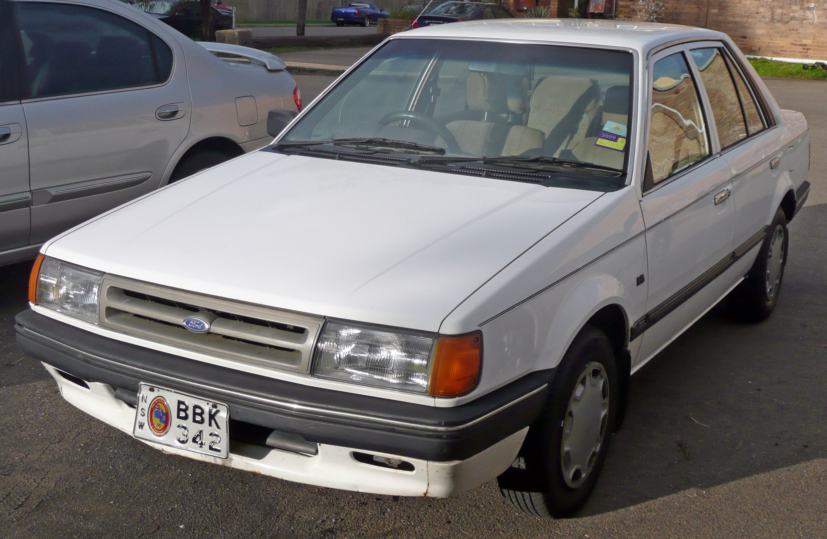 1986 Ford Meteor #11
