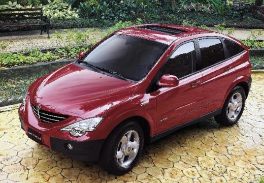 2009 Ssangyong Actyon #6