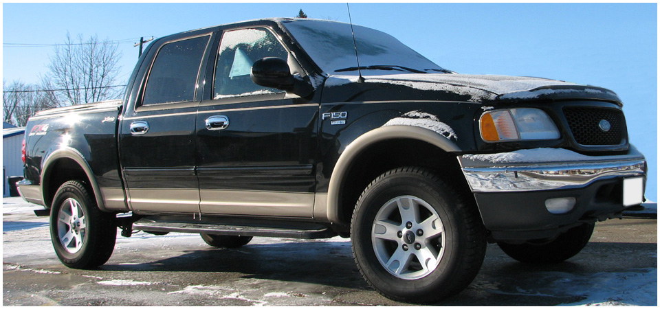 2003 Ford F-150 #16