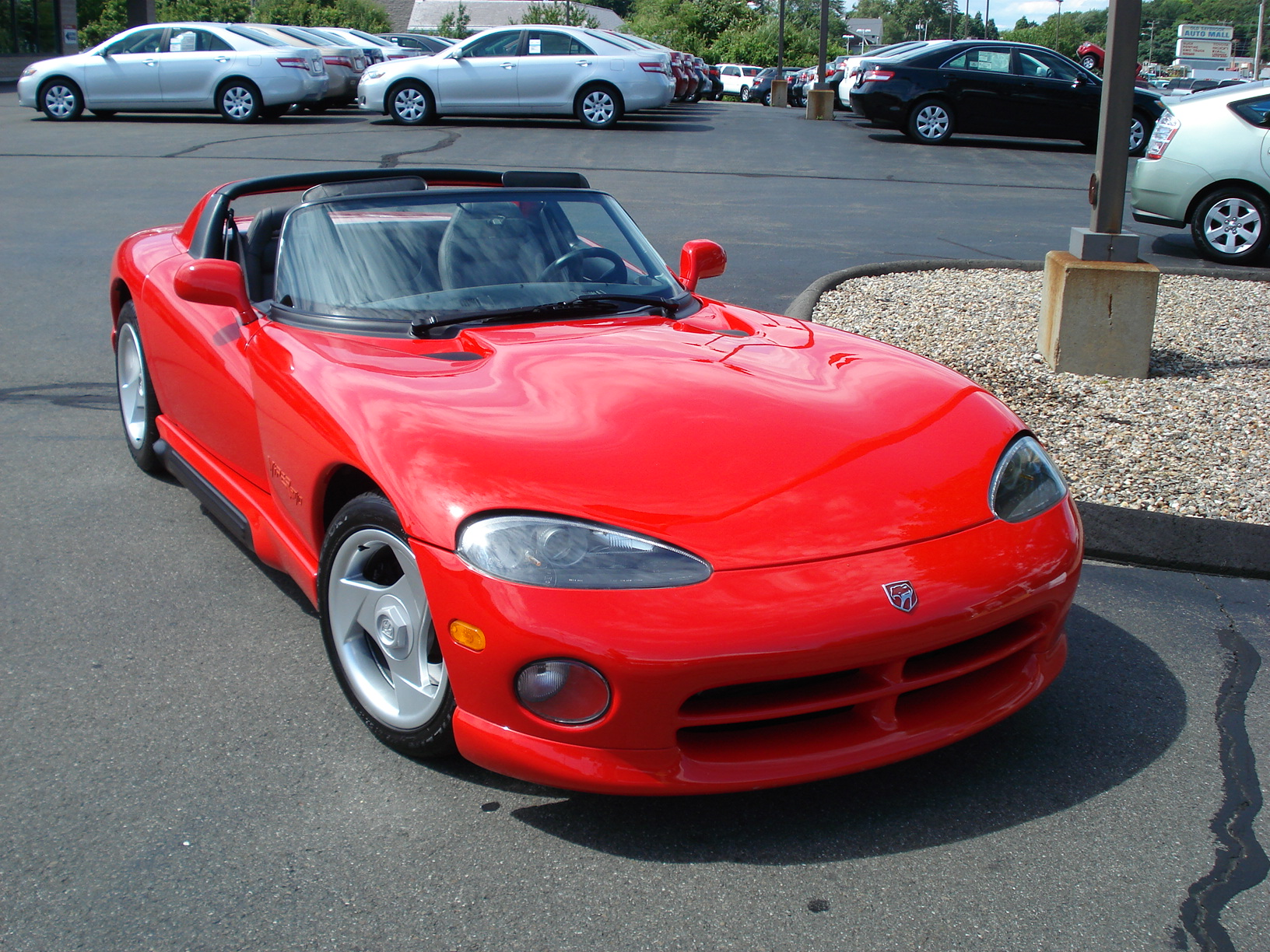 1994 Chrysler Viper #10