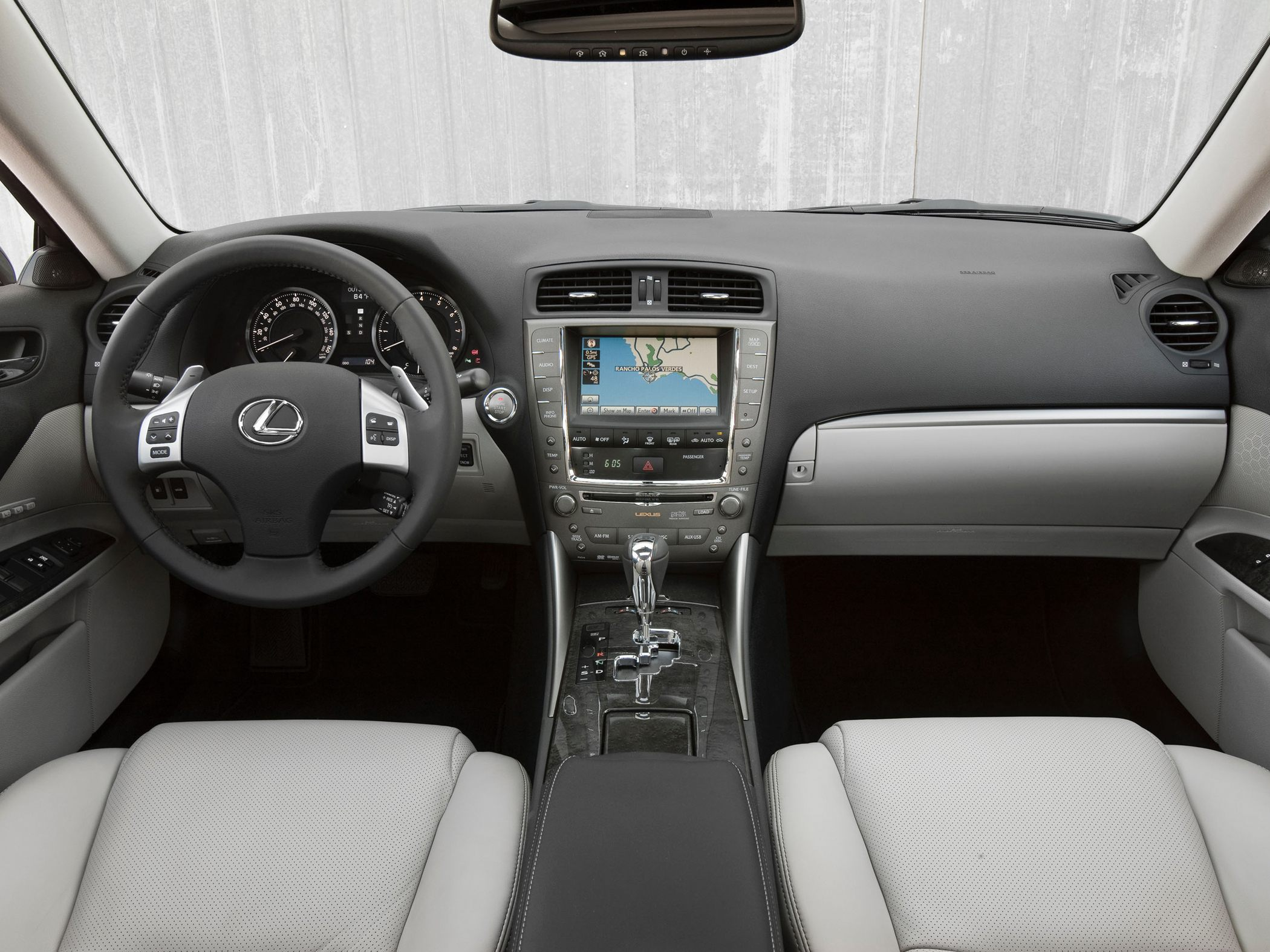 2012 Lexus Is 250 #3