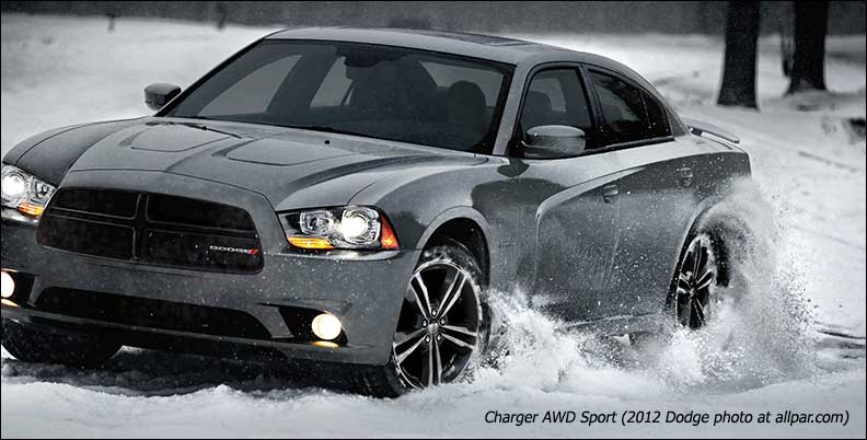 Dodge Charger #12