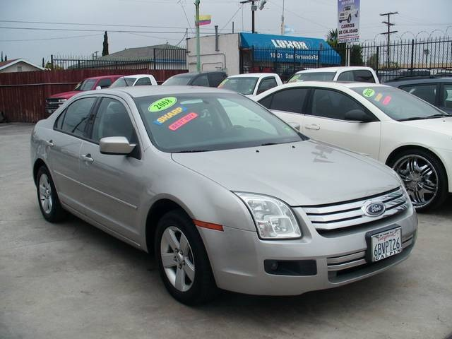 2008 Ford Fusion #10
