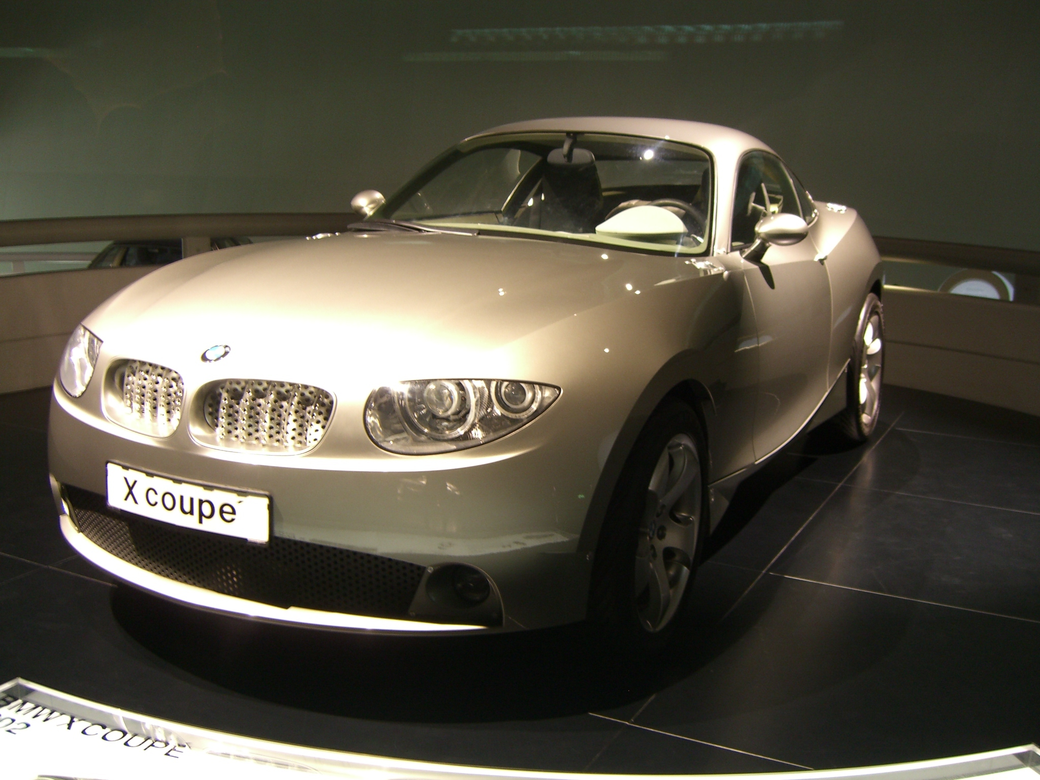 BMW X Coupe #12