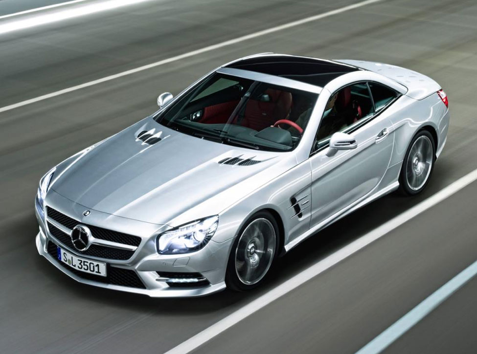 2012 Mercedes-Benz SL #4