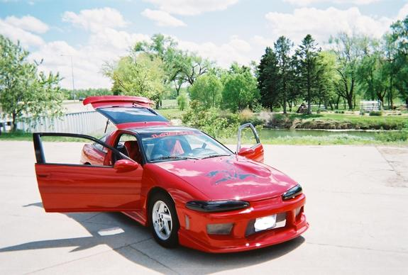 1992 Plymouth Laser #14