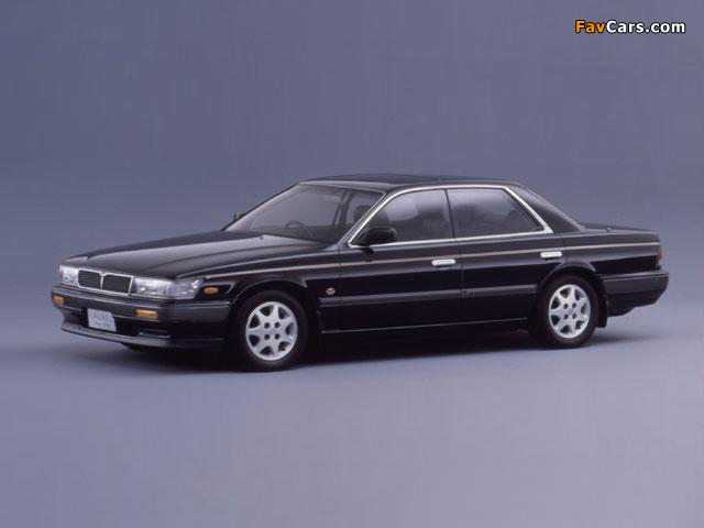 1989 Nissan Laurel #12