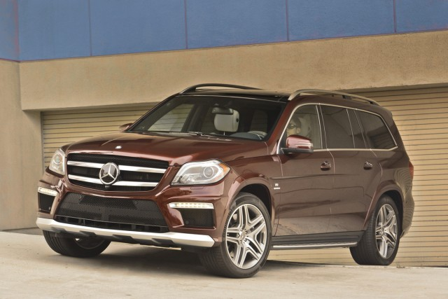 Mercedes-Benz GL #14