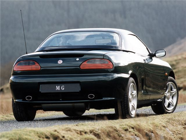 1995 Rover MGF #12