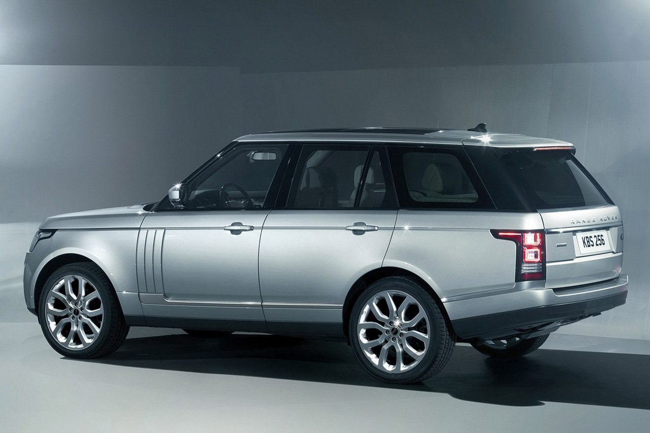 2013 Land Rover ALL-NEW Range Rover #10