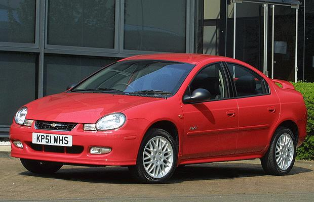 2008 Chrysler Neon Photos Informations Articles