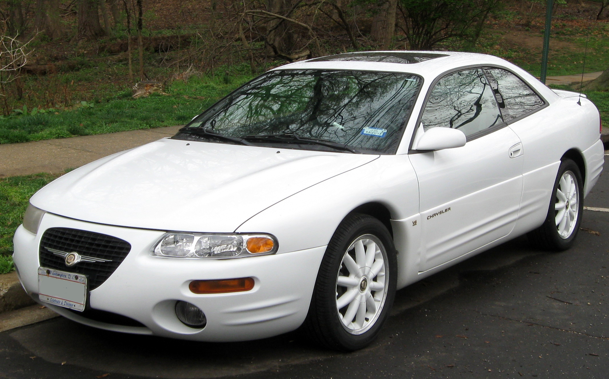 1997 Chrysler Sebring #3