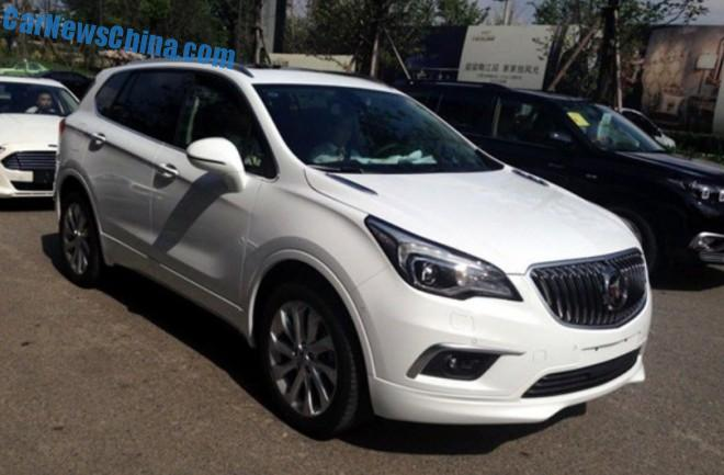Buick Envision #16