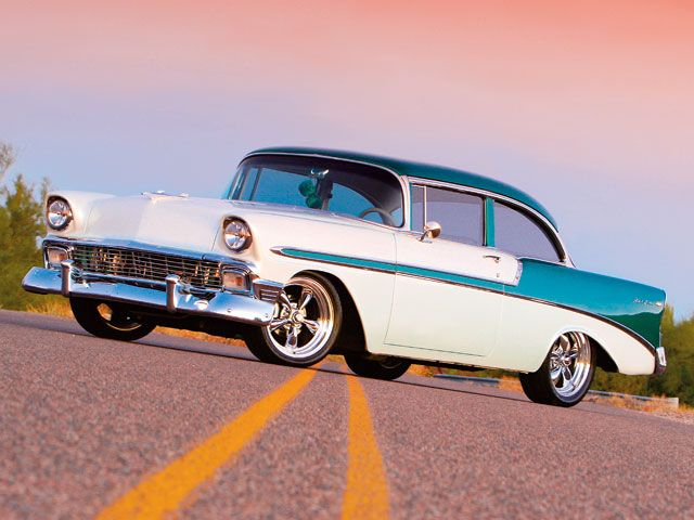 1956 Chevrolet Bel Air #10