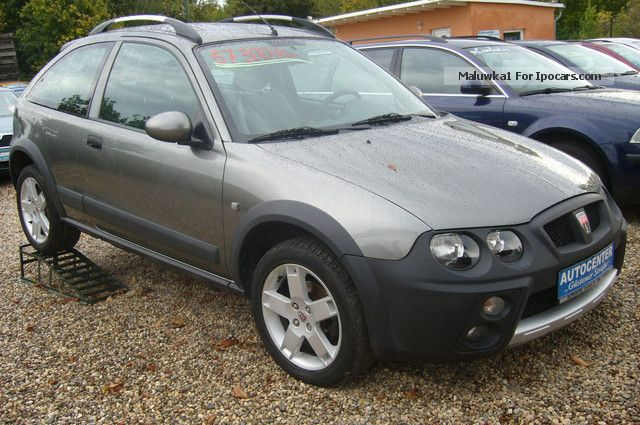 2004 Rover Streetwise #9