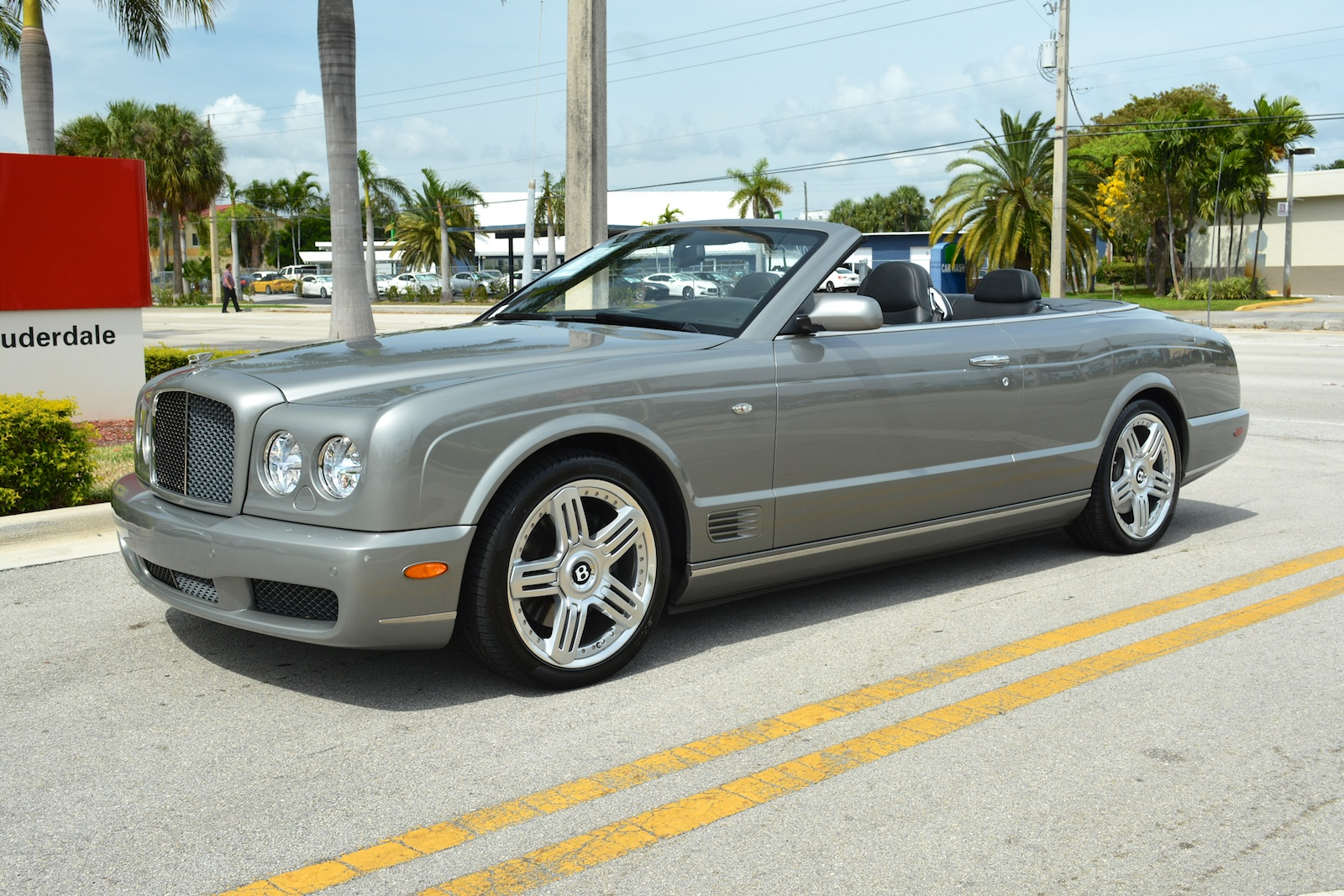 2010 Bentley Azure T #9