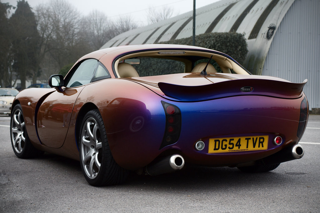 TVR Tuscan #12