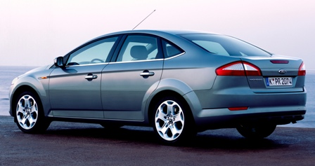 2008 Ford Mondeo #7