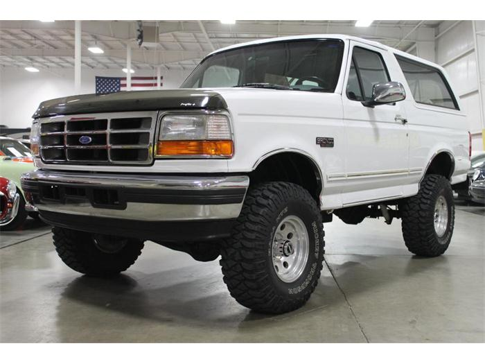 1996 Ford Bronco #14