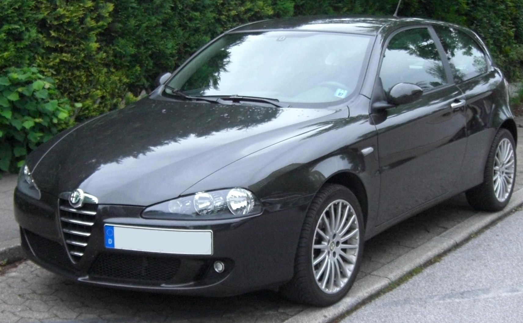 alfa romeo 147 photos informations articles. Black Bedroom Furniture Sets. Home Design Ideas