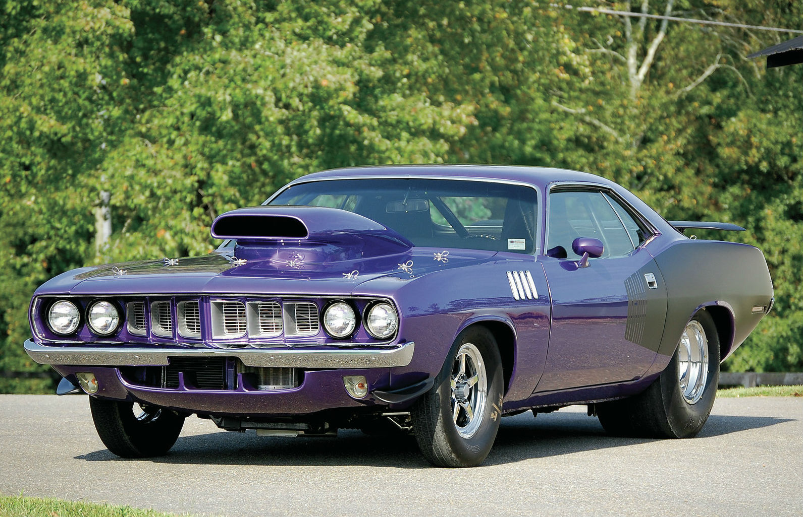 1971 Plymouth Barracuda #15