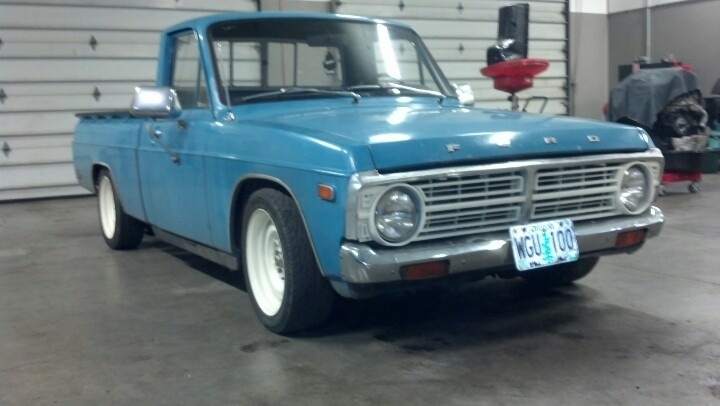 Ford Courier #16
