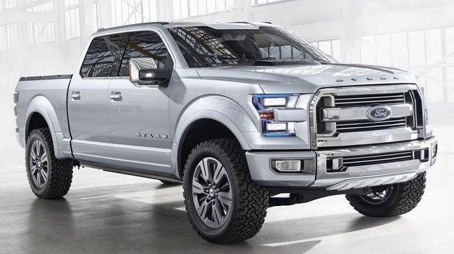 2014 Ford F-150 #14