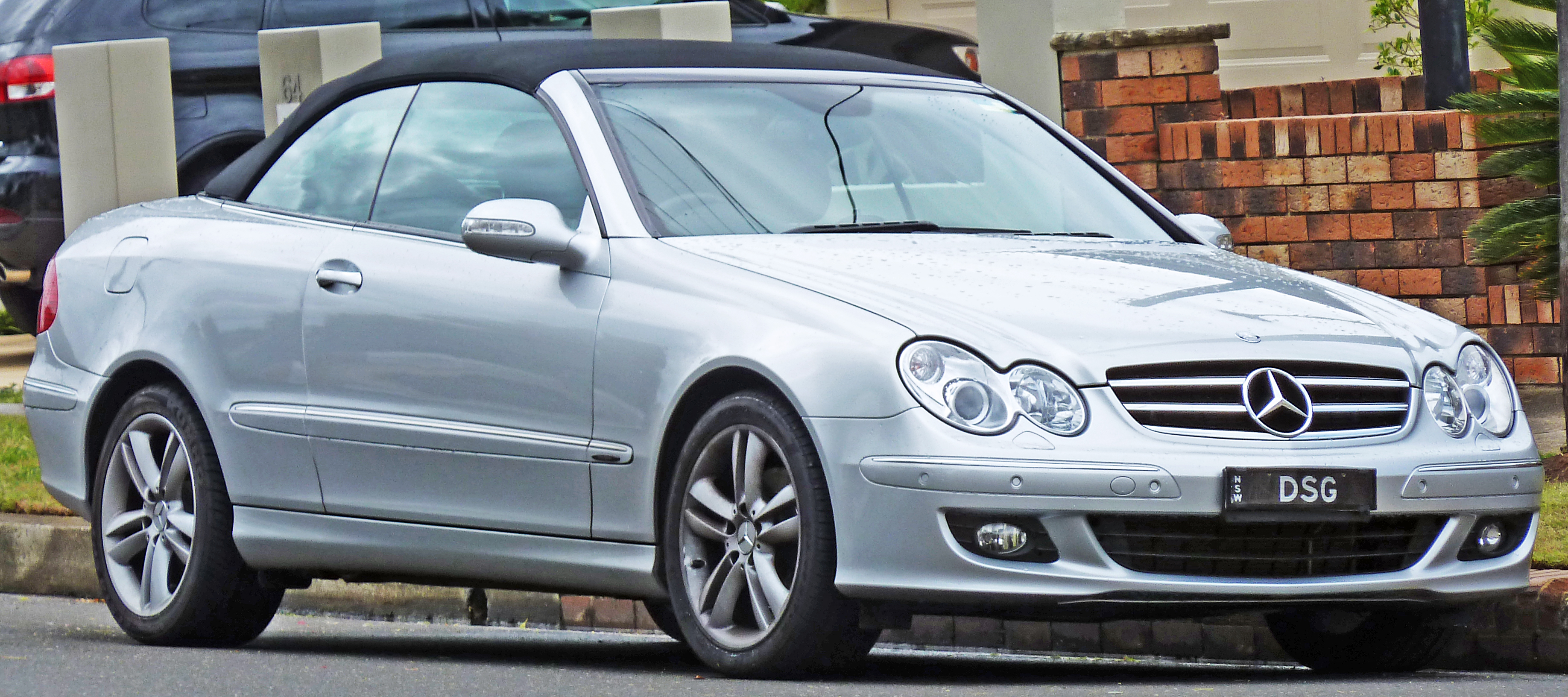 2009 Mercedes-Benz CLK #2