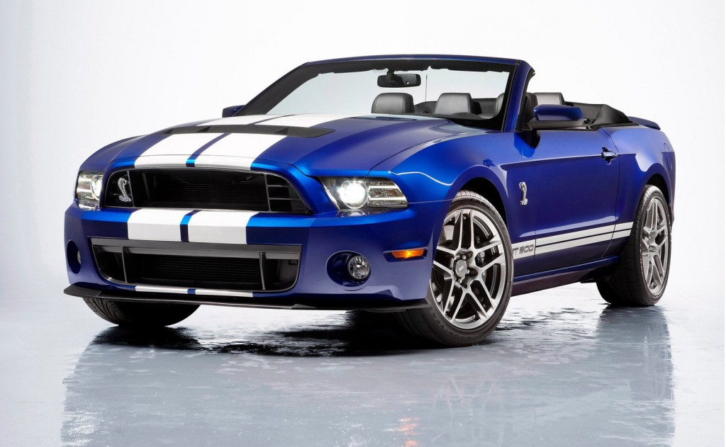 2014 Ford Shelby Gt500 #8