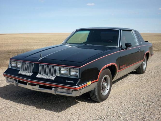 Oldsmobile Cutlass #16
