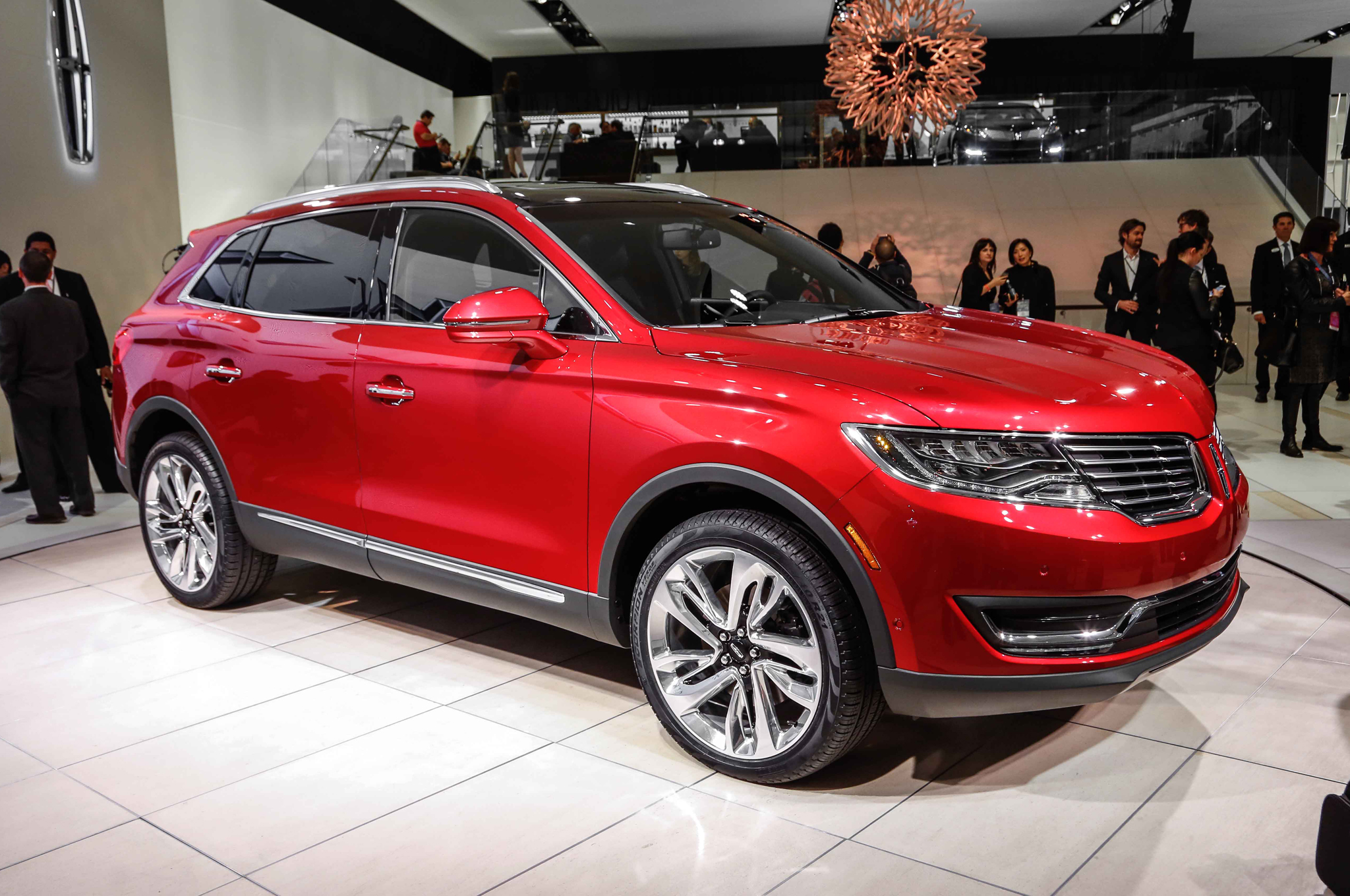2016 Lincoln Mkx #6