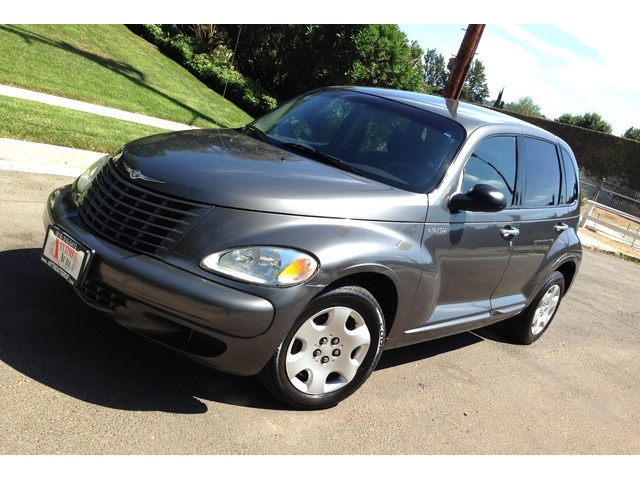 2004 Chrysler Pt Cruiser #9