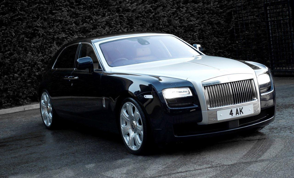 Rolls royce Ghost #7