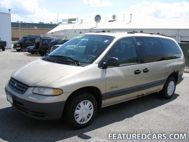 1998 Plymouth Grand Voyager #15