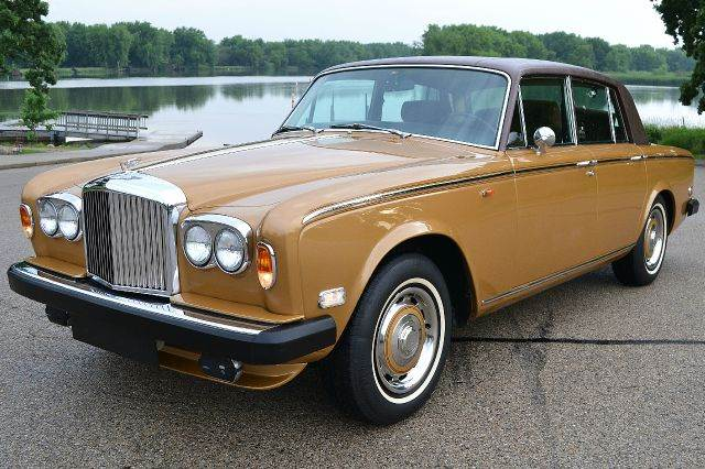 1974 Rolls Royce Silver Shadow #10