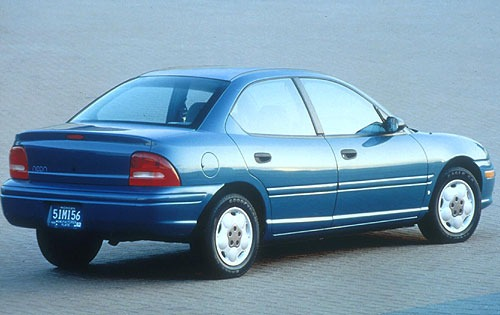 1996 Plymouth Neon #12