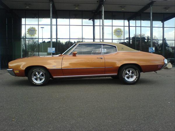 1972 Buick GS #19