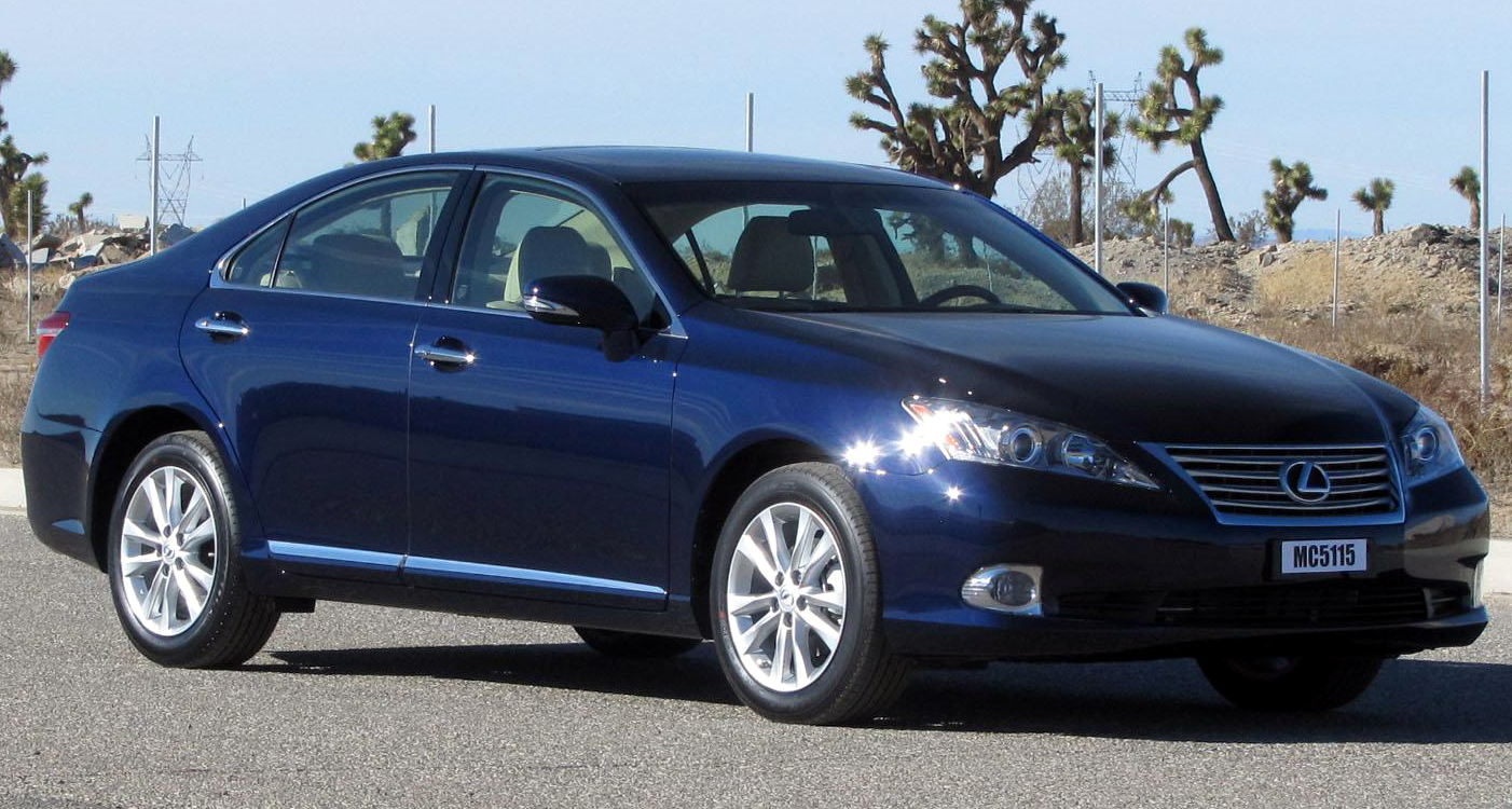 2012 lexus es 350 photos informations articles. Black Bedroom Furniture Sets. Home Design Ideas
