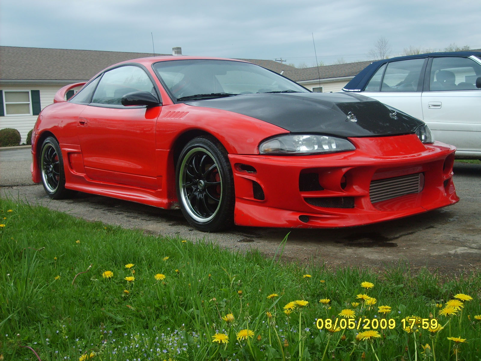 1997 mitsubishi eclipse photos, informations, articles - bestcarmag