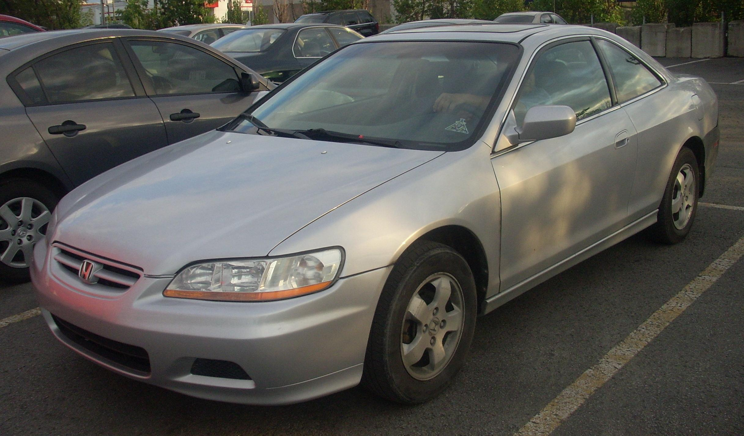 2001 Honda Accord #15