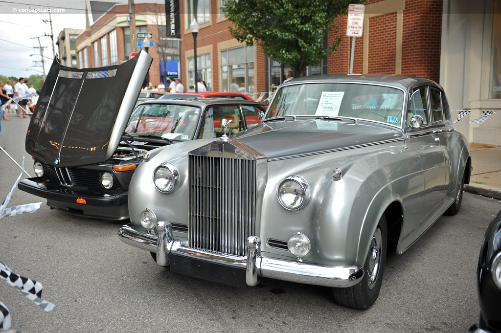 1960 Rolls royce Silver Cloud #12