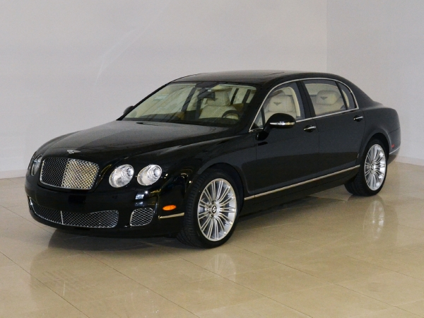 2013 Bentley Continental Flying Spur #8
