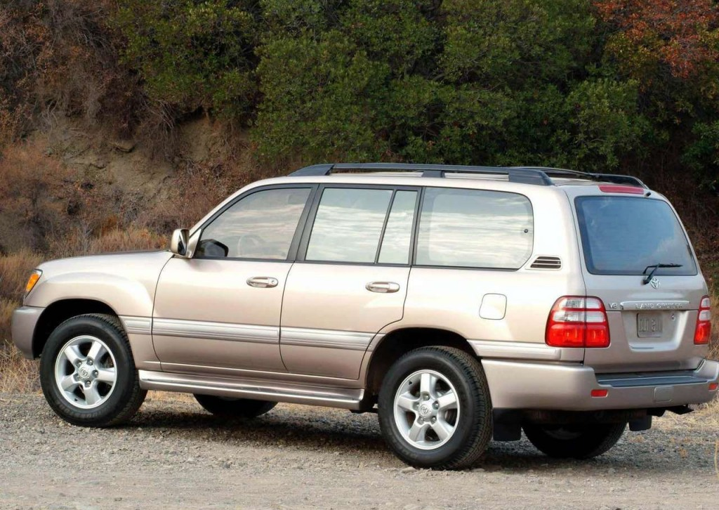 2007 Toyota Land Cruiser #10