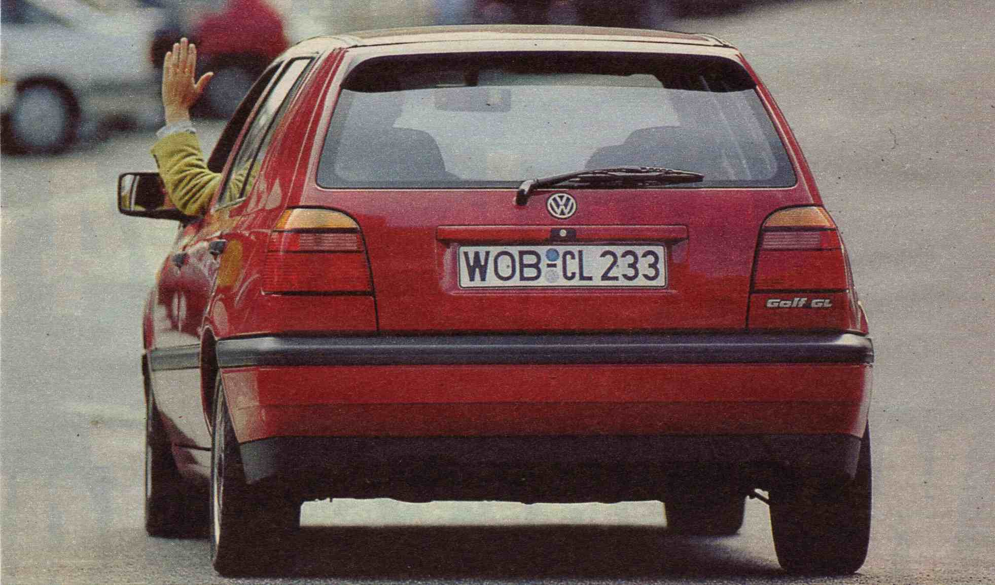 1995 Volkswagen Golf #15